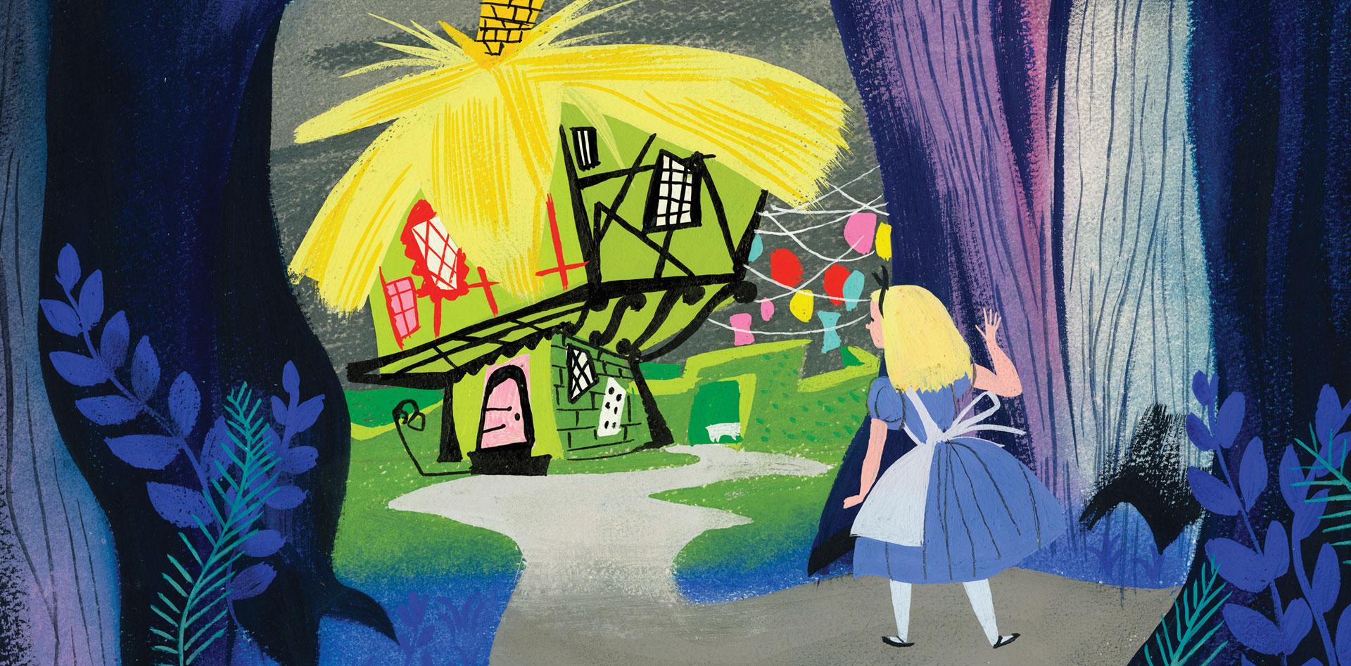 MAGIC, COLOR, FLAIR: the world of Mary Blair | The Walt