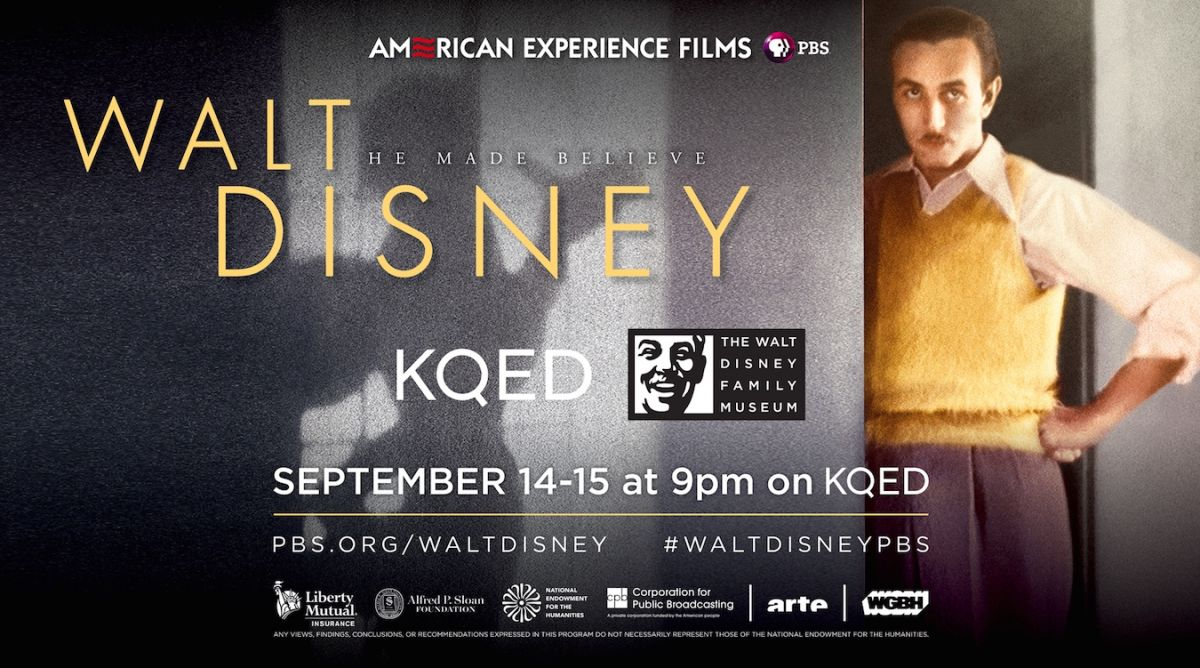 WGBH's American Experience: Walt Disney, which aired on PBS this week, was created independently of The Walt Disney Family Museum.
