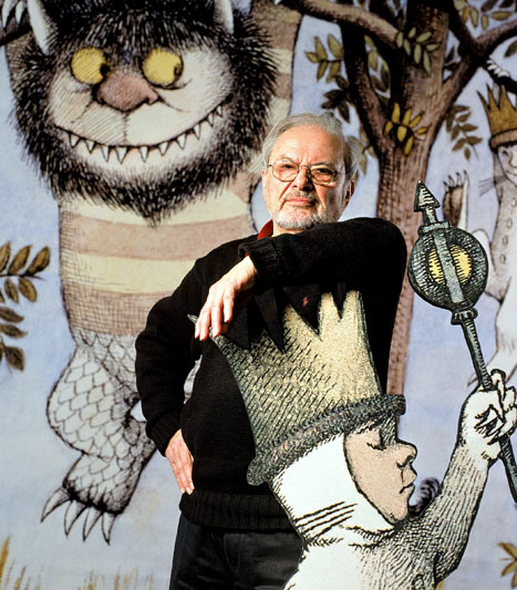 Maurice Sendak: 50 Years, 50 Works, 50 Reasons | The Walt Disney ...