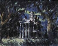 The Long, Long Haunt: Artists of Walt's Haunted Mansion