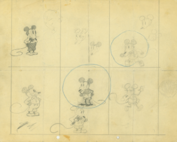 The Birth Of A Mouse The Walt Disney Family Museum