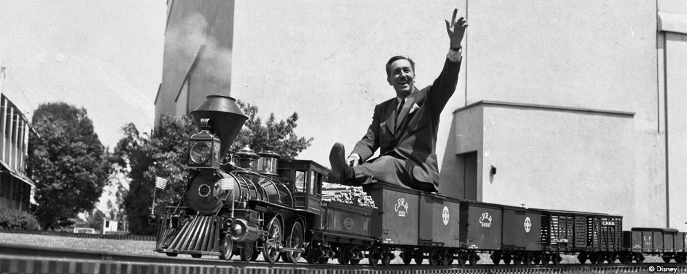 The lobby will hold memorabilia featuring Walt Disney and the trains of Marceline, The Carolwood Pacific and the Disney Parks. | Photo via WaltDisney.org